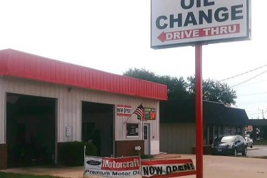 Big Rays Oil Change Canton, IL location