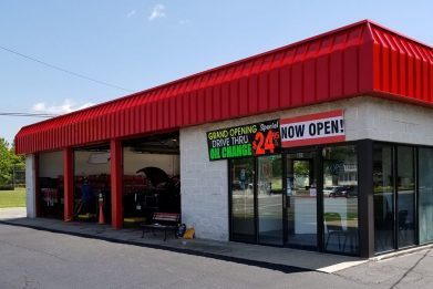 Big Rays Oil Change Jacksonville, IL location